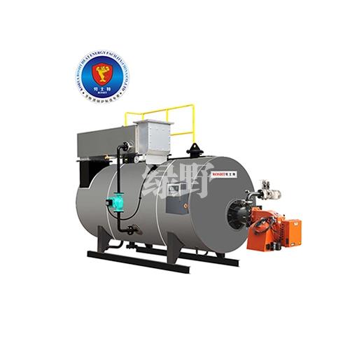 立式燃油(气)热水锅炉