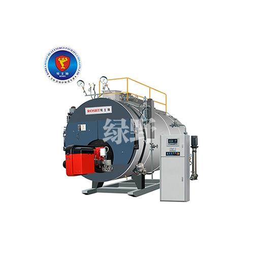 吴江立式燃油(气)蒸汽锅炉