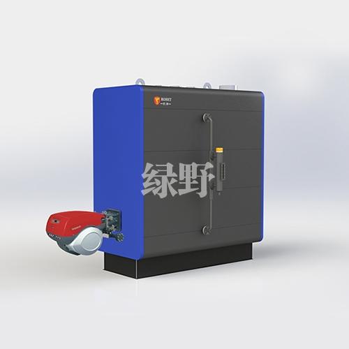卧式燃气蒸汽发生器