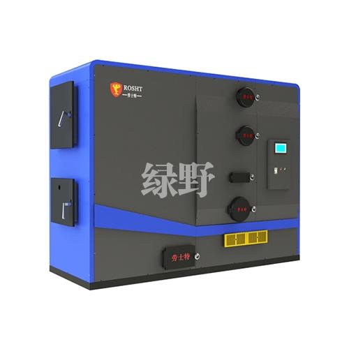 30-120万大卡秸秆燃料热水锅炉
