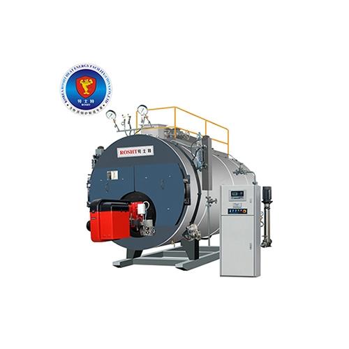 昆山立式燃油(气)蒸汽锅炉