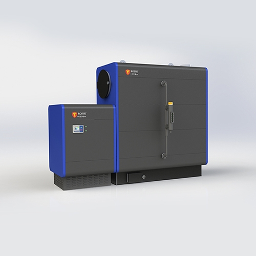卧式生物质蒸汽发生器
