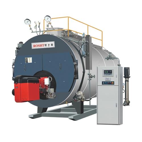 低氮冷凝燃气蒸汽锅炉